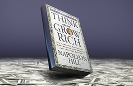 فكر تصبح ثرياَ