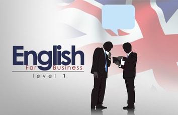 اللغة الإنجليزية للأعمال-المستوى الأول