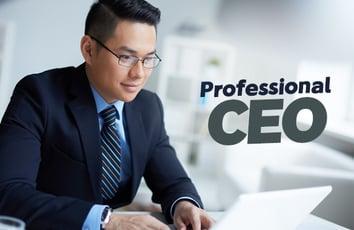 المدير التنفيذي المحترف