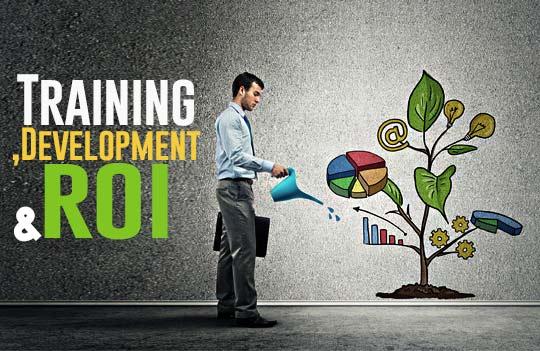 تدريب وتطوير الموظفين