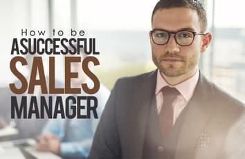 كيف تكون مدير مبيعات ناجح
