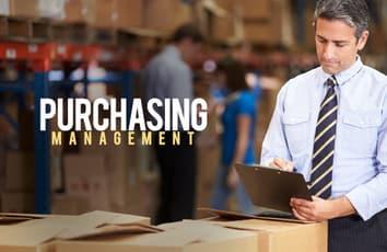 إدارة المشتريات