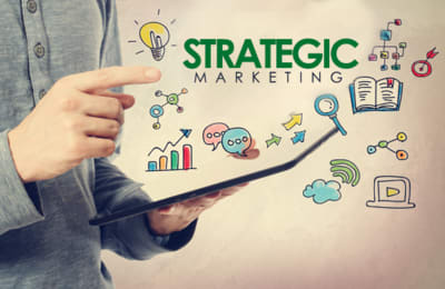التسويق الاستراتيجى