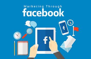 التسويق والإعلان على فيسبوك