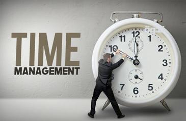 إدارة الوقت - الجزء الثاني