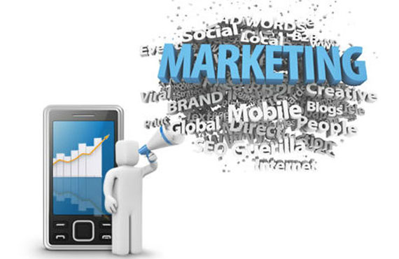 التسويق من خلال الموبايل