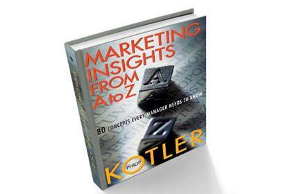التسويق من الألف إلى الياء ٨٠ مفهوم يحتاج أن يعرفهم أي مدير