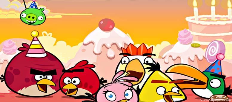 قصة نجاح Angry Birds