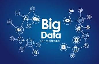 البيانات الضخمة للمسوقين