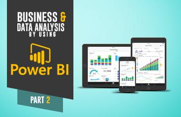 كورس تحليل الأعمال والبيانات باستخدام Power BI - الجزء الثاني