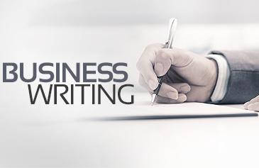 مهارات كتابة الأعمال