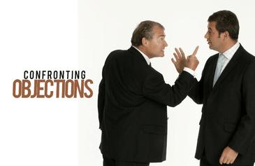 ندوة مواجهة اعتراضات العميل - الجزء الأول