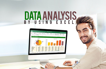 Data Analysis by using Excel