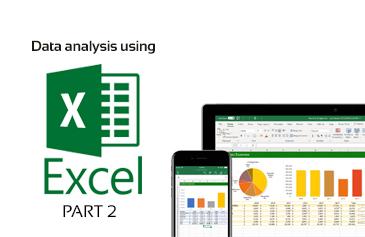 كورس تحليل البيانات (الجزء الثاني)