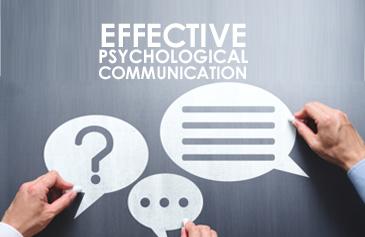 التواصل النفسي الفعال
