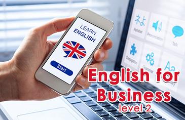 كورس اللغة الإنجليزية للأعمال-المستوى الثاني