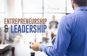 ريادة الأعمال والقيادة
