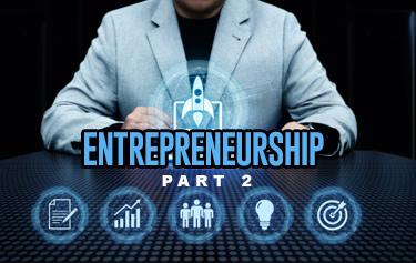 ريادة الأعمال - الجزء الثاني