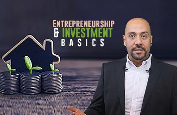 كورس أساسيات ريادة الأعمال والاستثمار