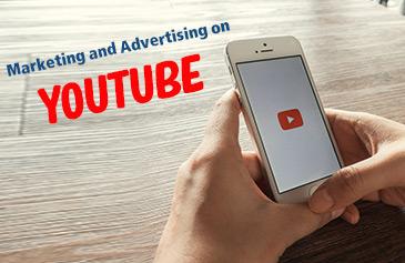 التسويق والإعلان على اليوتيوب