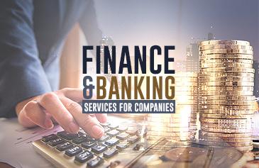 كورس التمويل والخدمات البنكية للشركات