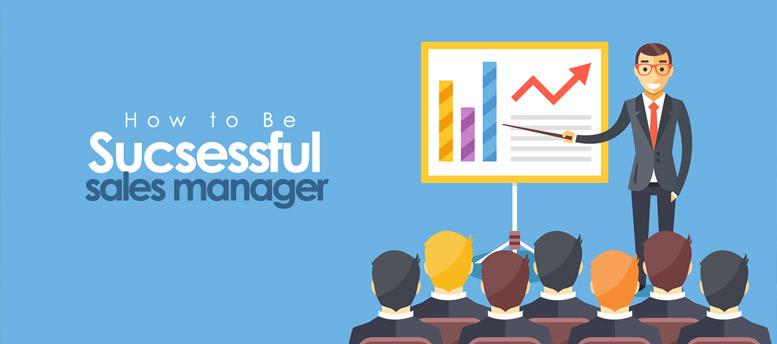 إزاي تكون مدير مبيعات ناجح في 6 خطوات!