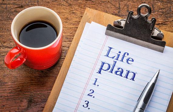 كيف تخطط لحياتك