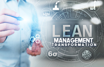 التحول لإدارة lean