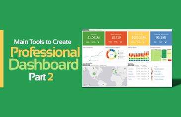 كورس إنشاء لوحة معلومات (Dashboard) (الجزء الثاني)