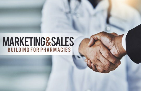 Marketing & Sales Building for Pharmacies