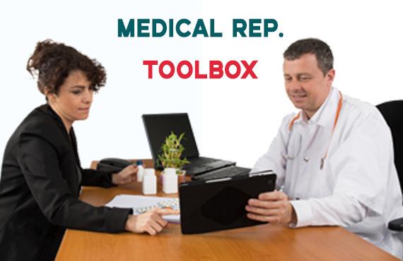 Medical Rep Toolbox