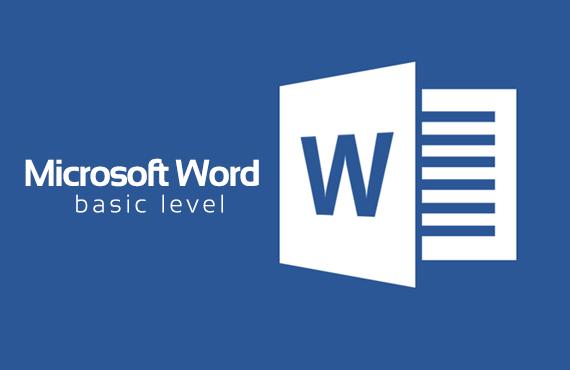 Microsoft Word - Basic Level