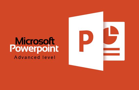 Microsoft PowerPoint – Advanced level