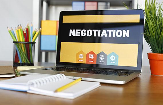 كورس مهارات التفاوض