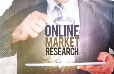 دراسة وبحث السوق على الإنترنت