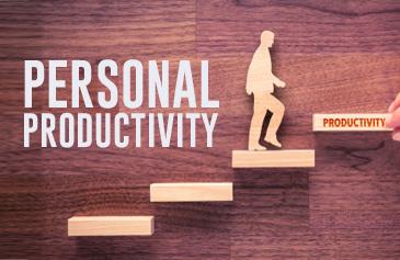 الإنتاجية الشخصية