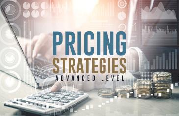 استراتيجيات التسعير - المستوى المتقدم
