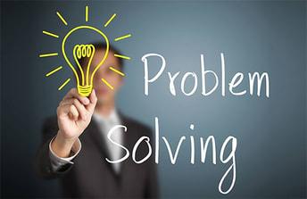 حل المشكلات وإتخاذ القرار