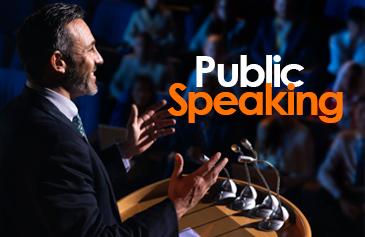 كورس فن التحدث أمام الجمهور