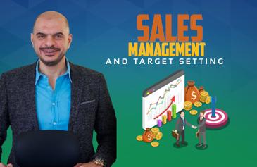 كورس إدارة المبيعات وتحديد التارجت