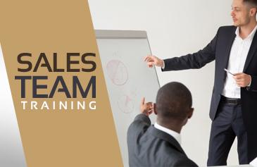 كورس تدريب فريق البيع