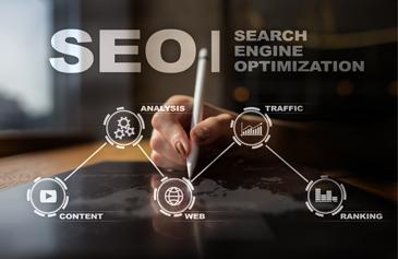 تحسين المواقع على محركات البحث