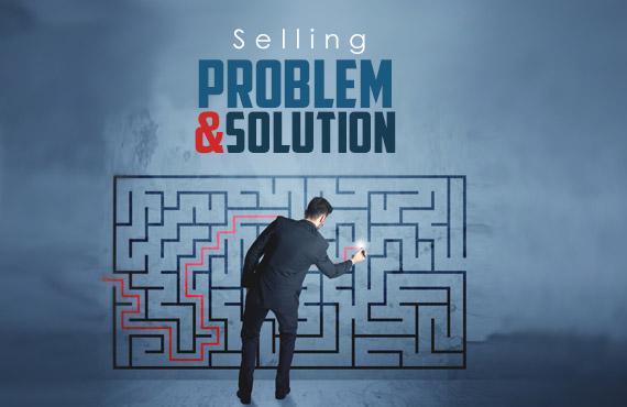 بيع المشكلة و الحل