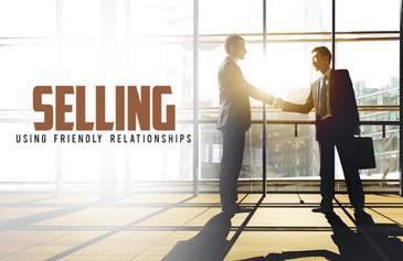 ندوة البيع باستخدام العلاقات الودية - الجزء الأول