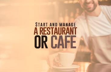 كورس إنشاء وإدارة مطعم أو كافيه