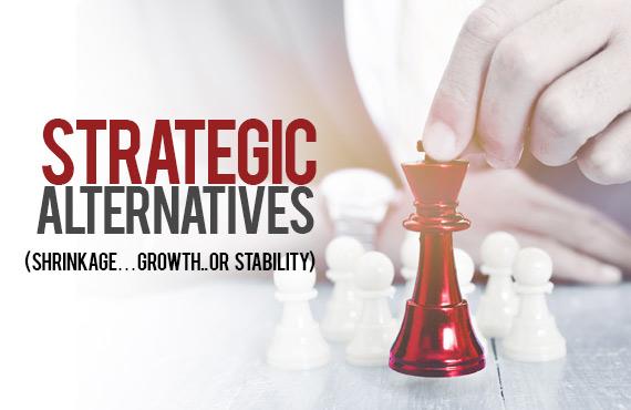 كورس البدائل الاستراتيجية