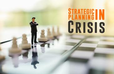 كورس التخطيط الاستراتيجي للتعامل مع الأزمات