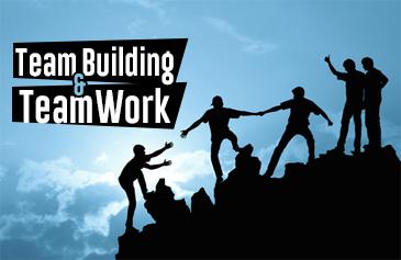 كورس بناء الفريق والعمل الجماعي