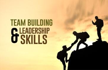 مهارات بناء وقيادة فريق العمل