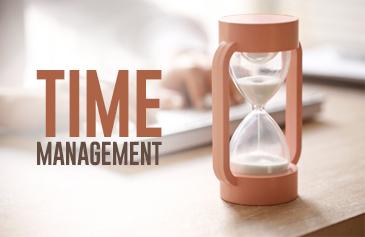 كورس إدارة الوقت